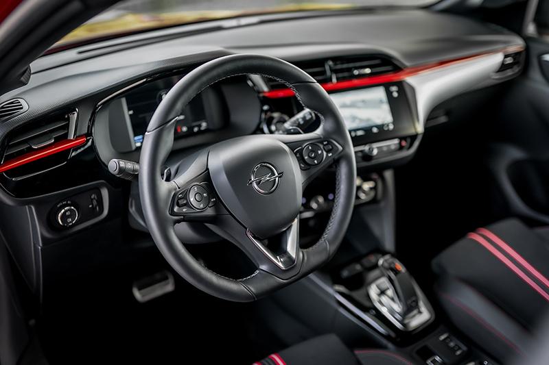 nieuwe opel corsa 2019 interieur dashboard